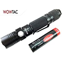 Wowtac A1S LED Flashlight, Pocket-Sized LED Torch