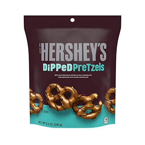 Hersheys Dipped Pretzels 8 5 oz