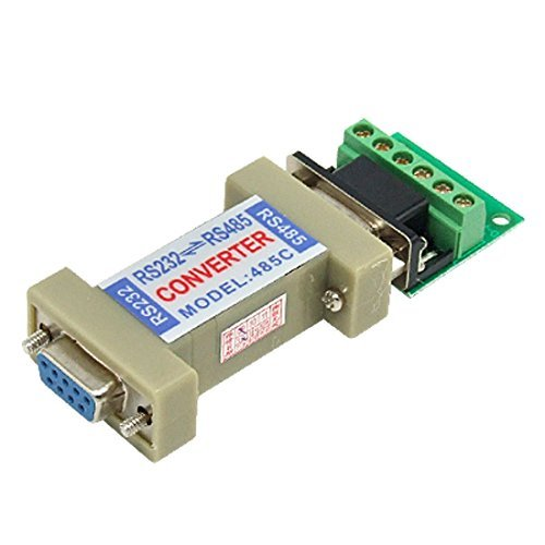 Giant Smile RS232 to RS485 Communication Data Converter - Serial Port Data Logger