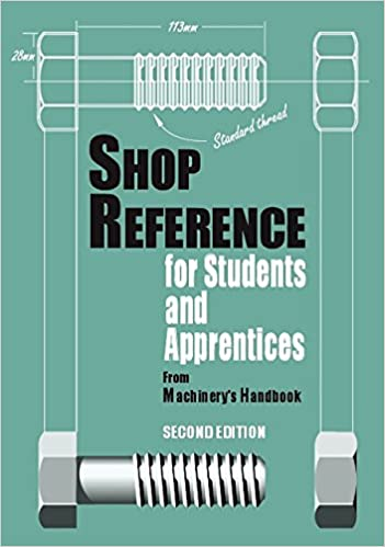Shop Reference for Students & Apprentices 2nd Edition by Christopher McCauley  PDF Download