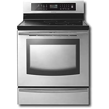 Samsung FTQ307NWGX Freestanding Induction Range