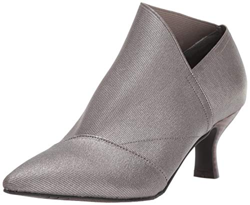 Pumps Metal Womens - Adrianna Papell Women's Hayes Pump, Gunmetal Terri Metallic, 8 M US