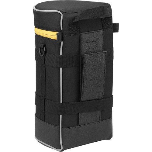 Ruggard Lens Case 10.5 x 4.5'' (Black)(6 Pack)