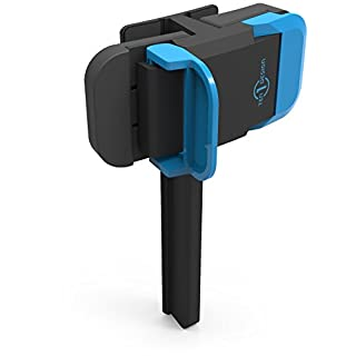 Mountie by Ten One Design – Mount Your Smartphone or Tablet to Your Laptop – an Instant Second Display for your Computer Monitor (T1-MULT-109) – Blue