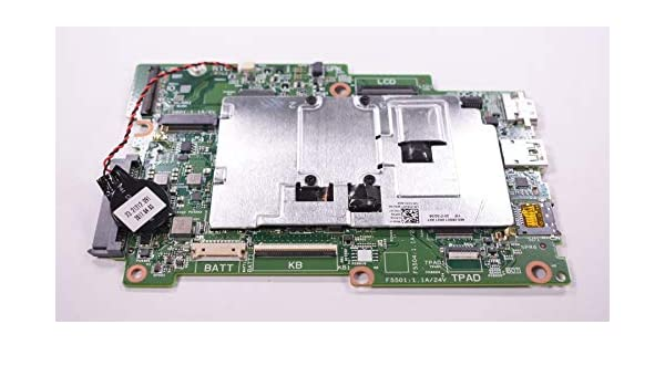 FMS Compatible with 9TWCD Replacement for Dell Intel N3060 2gb Motherboard 11-3168C322PTF inspiron 11 3168