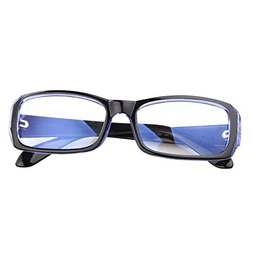 Filtro Hombre luz Claro Anti Retro Computadora Lente Xinvision Mujer Gafas Vintage Negro Previniendo Azul ojos los Moda azul de fatiga 4Px5wt