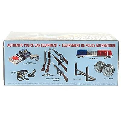 MPC 1/25 1978 Dodge Monaco CHP Police Car 2T, MPC922M: Toys & Games