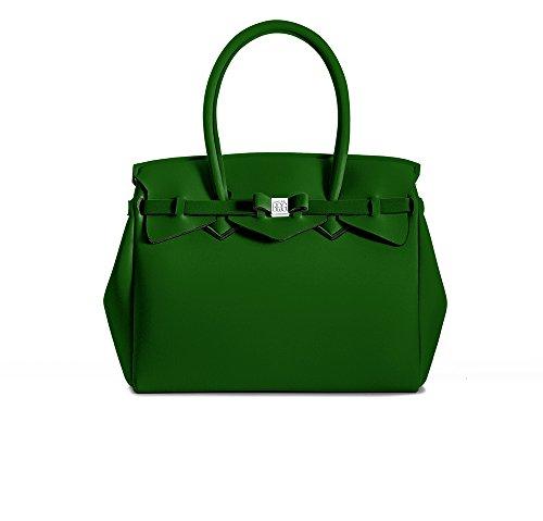 BORSA SAVE MY BAG - Trophy (Verde Bosco/Pine Green)