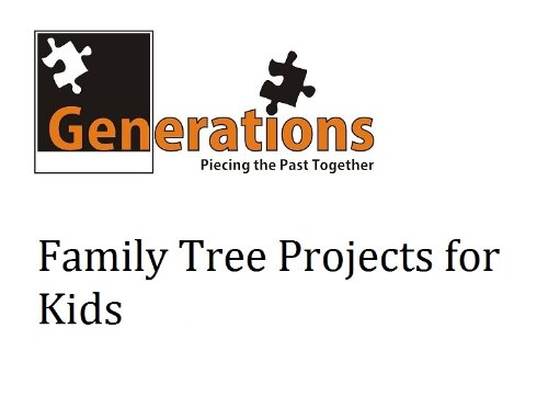 Family Tree Projects for Kids