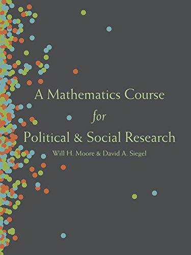Download A Mathematics Course for Political and Social Research Pdf