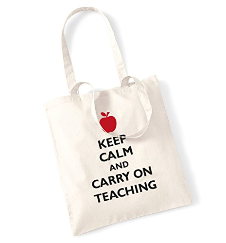 carry and tote bag on calm calm teaching Keep Natural carry and Keep qpwXY77g