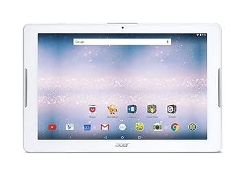 Acer 10 1in Tablet MediaTek MT8163 Quad-Core 1 30GHz, 1GB Ram, 32GB Flash  Android (Renewed)