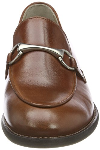Mocasines Mujer para Loafer O'Polo Cognac Marrón 720 Marc 8xqf1BEwH