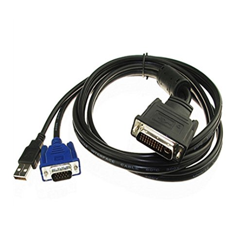 Caxico M1 to VGA Projector Cable with USB (M1VGAUSB6)