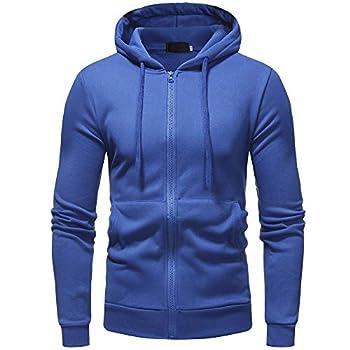 - 410eezshOML - Hoodie Sweatshirt Long Sleeve,ZYAP Mens Winter Hoodie Outwear Tops