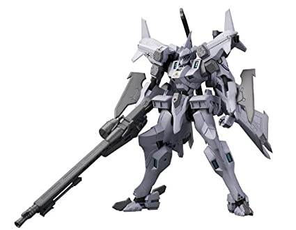 Kotobukiya EF-2000 Muv-Luv Alternative Typhoon Cerberus Battalion Type  Plastic Model Kit