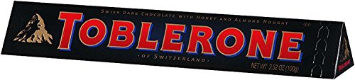 Toblerone Chocolate Bar, Dark, 3.52 Ounce (Pack of 20) by Toblerone (Image #4)