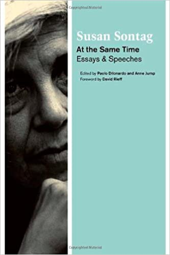 At the same time essays and speeches susan sontag paolo dilonardo