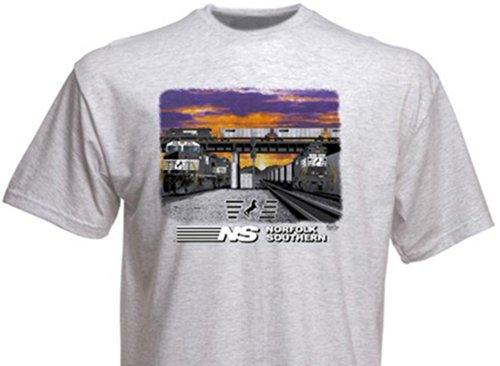 Norfolk Southern Triple Header Authentic Railroad Sweatshirt