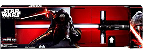 Star Wars Exclusive Kylo Ren Ultimate FX Lightsaber