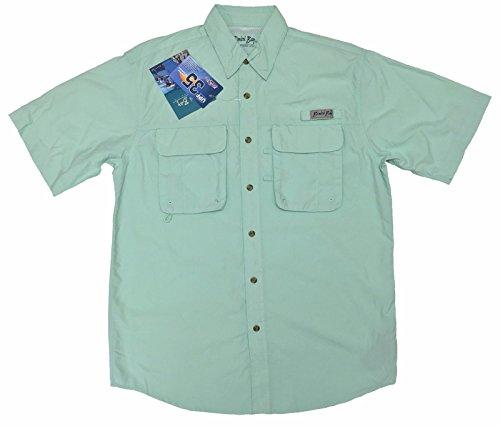 Bimini Bay Outfitters Bimini Flats III, Color: Mist Green, Size: Large - Bay Mist