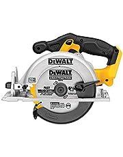 DEWALT DCS391B 20-volt Max Li-Ion Circular Saw, Tool Only, Yellow
