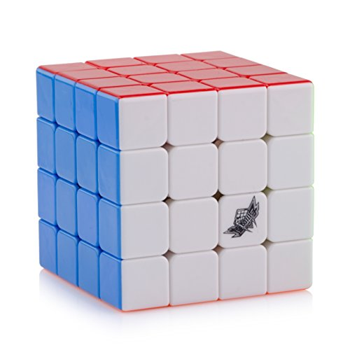 4x4x4 4x4 Stickerless Cube Puzzle - 5