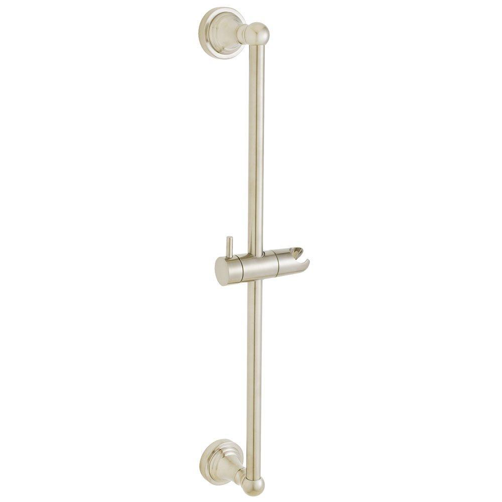Speakman SA-1102-BN Alexandria Adjustable Slide Bar for Handheld Shower, Brushed Nickel