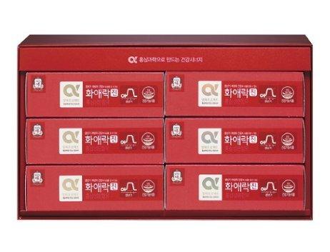 [KGC Cheong kwanjang] Women's Balance Hwaerak JinKOREA Ginseng for women ( 70ml x 30 ea)