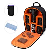 Camera Bag Camera Backpack Waterproof 16