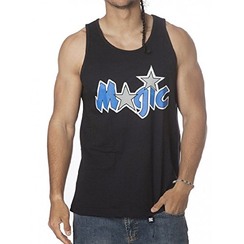 Mitchell & Ness Camiseta de tirantes NBA Orlando Magic BK XL