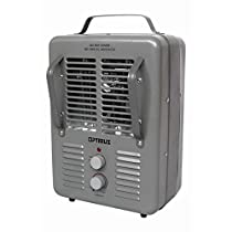 SAI 1002-473-644 5,118-BTU Utility Fan Cabinet Electric Space Heater/Thermostat