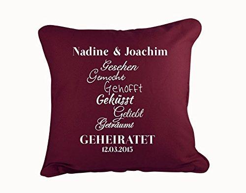 GD-designs Personalizada de decoración Cojín gehe iratet ...
