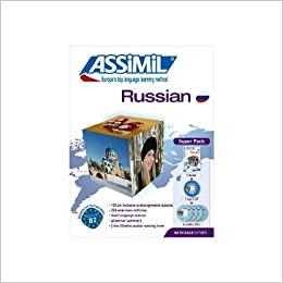 Amazon com: Superpack Learn Russian for English speakers-book plus 4