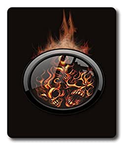 cat mouse pad Trapped Skulls PC Custom Mouse Pads / Mouse Mats Case Cover