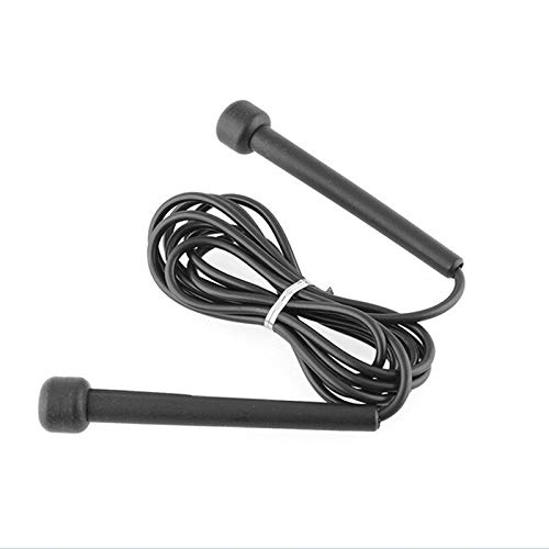 Skipping Rope Adult Fitness Jump Rope Gym Workouts & outdoor Training for Fat Burning Boxing, MMA & Interval Exercises Speed Fitness Weighted Skipping Ropes for Women & Men