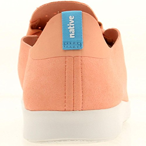 Native unisex Apollo Moc Mode Sneaker. Rosa