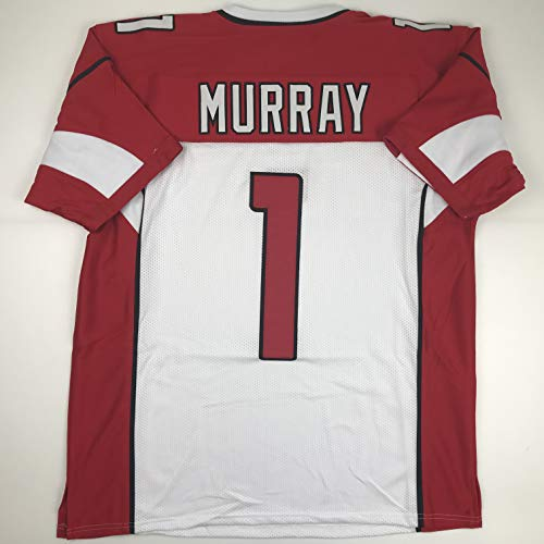 Unsigned Kyler Murray Arizona White Custom Stitched Football Jersey Size Men's XL New No Brands/Logos ()