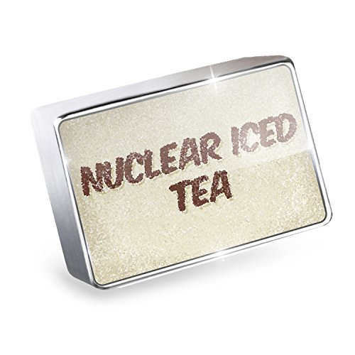 Floating Charm Nuclear Iced Tea Cocktail, Vintage style Fits Glass Lockets, Neo (Nuclear Ice)