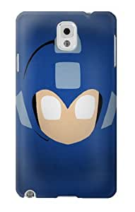 S1839 Megaman Minimalist Case Cover For Samsung Galaxy Note 3