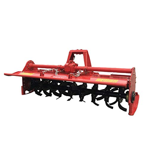 "TMG Industrial 72"" Rotary Tiller for Tractors 40-60 for sale  Delivered anywhere in Canada"