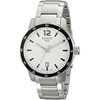 Tissot Quickster Silver Dial Men's Watch