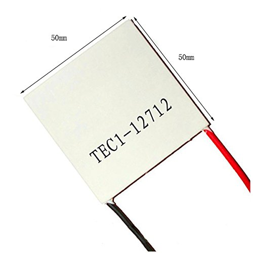 TEC1-12712 Thermoelectric Cooler Peltier White - 5