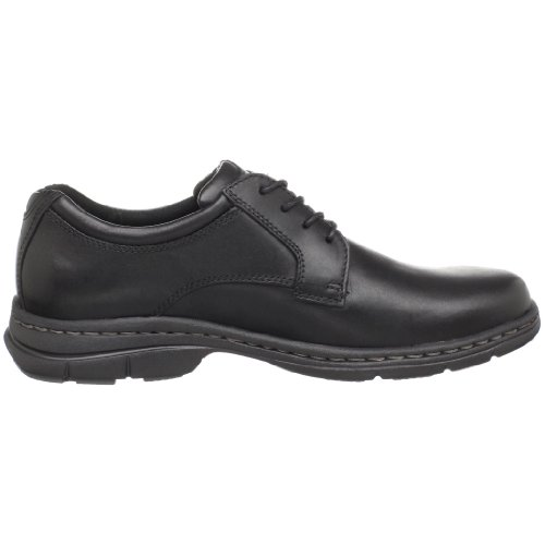 New Balance - Zapatos de cordones para hombre Negro - negro