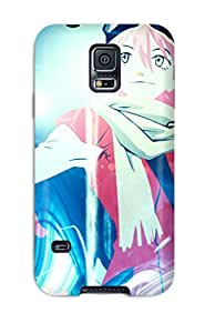 New JWhxFeU5867KYXnd Flcl Skin Case Cover Shatterproof Case For Galaxy S5