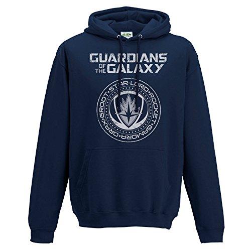 Guardians of the Galaxy - Crest Kapuzenpullover (Unisex)