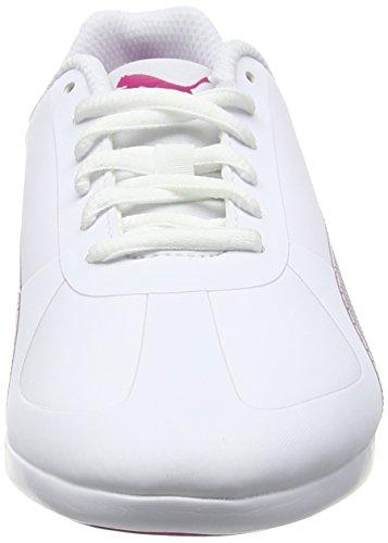White Silver Scarpe Modern Soleil Bianco puma puma Sl Ginnastica Da Puma 10 Donna zPAqnfz