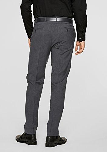 9898 Grigio Label Pantaloni Grey S Black Uomo Completo oliver dark Ezqp1vw7