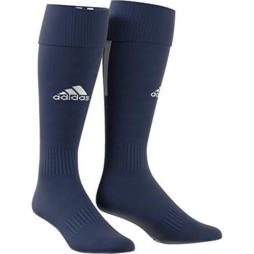 Blue Chaussettes Adidas blanc Dark Adulte 18 Hautes Santos Mixte nbsp;bas 8THw5q67T