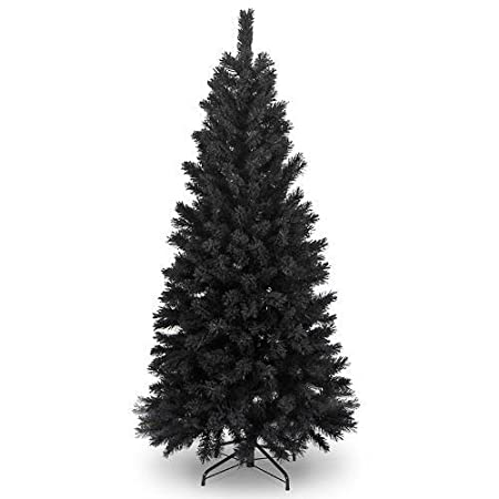 6ft black artificial christmas tree by shatchi super sale store - Black Artificial Christmas Tree